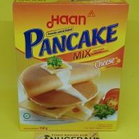 PANCAKE MIX HAAN 150GR/ PREMIKS RASA CHESSE