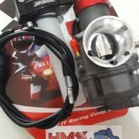 Terbaru Paket Murah Karburator PE28 Rideit + Gas Spontan YZ Ride IT