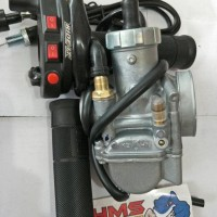 Terbaru Paket Murah Karburator NSR Keihin PE28 + Gas Spontan Rideit