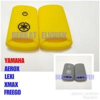 Baru Sarung Remote Kondom Kunci Keyless Yamaha Aerox 155 / Xmax 250 /