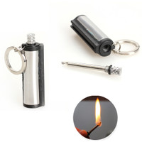 Korek Api Lighter Mancis Minyak Outdoor Camping Waterproof