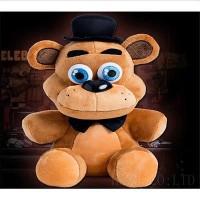Mainan Boneka Plush Halus FNAF Five Nights at Freddy s Freddy 14cm 25c