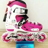 Sepatu Roda Lynx BM135 Pink/Inline Skate Murah Harga Grosir