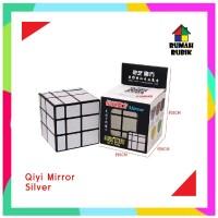 Rubik Mirror Qiyi Cube SILVER Speedcube