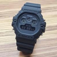 Jam Tangan Pria Casio G-Shock New Digital Full Black KW
