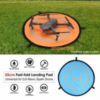 Landing Pad Helipad Lipat 55cm DJI Mavic Pro, Platinum, Mavic 2, Spark