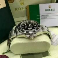 Jam tangan pria/ cowok Rolex sultan Submariner diamond automatic