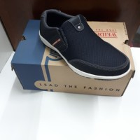 Sepatu WEIDENMANN Sepatu Pria Original Casual Formal Kerja Slip On