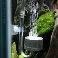 Set CO2 Diffuser Penyemprot CO2 Moss aquarium aquascape difuser Bagus