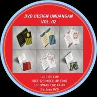 Terbaru Dvd Desain Undangan Pernikahan Vol 01-03