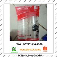 Gelas Plastik Wayang 12 oz