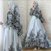 Pakaian Baju Busana Muslim Wanita SHOFIYA Setelan Gamis Syari Terbaru