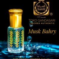 Bibit Parfum SURRATI MUSK BAHRY 6ml ori import murni non alkohol ocean