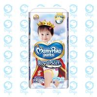 MamyPoko Pants Extra Soft Girls M42 / Mamy Poko Celana Extra Soft M 42