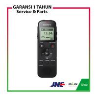 Sony ICD - PX470 DIgital Voice Recorder / PX 470 Perekam Suara - Hitam