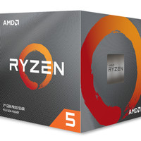 AMD Ryzen 5 3600X 6-Core 3.8 GHz Socket AMD AM4