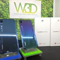 Huawei P20 Pro 6/128Gb - Seken Original/Fullset/Mulus - Batangan, Twilight