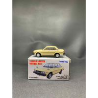Tomica Limited Vintage Neo LV-N135b Toyota Corolla DX 1800SE Cream