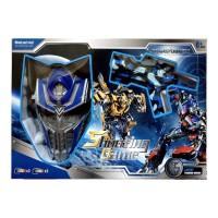 mainan anak cowok / shooting game/ transformer the last knight