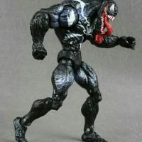 Venom action figure spiderman marvel legends