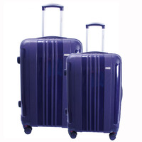 Luminox Koper Set Hardcase PP - Kunci TSA GGGH Size 20+24 Inch