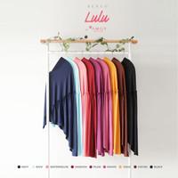 Bergo Lulu by Amily - Bergo Spandex HQ Polos Busui