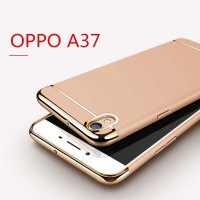 CASE OPPO A37 A71 A39 F5 F7 CASE 3 IN 1 ARMOR ELECTRO PLATING MATTE