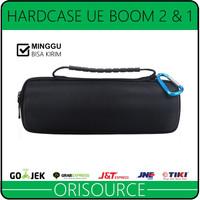 Hardcase Casing Case Untuk Speaker Ultimate Ears UE Boom 2 & 1 BLACK