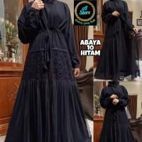 Abaya Gamis Maxidress Jubah Saudi Busana Wanita Terbaru