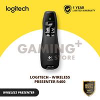 Logitech R400 / R 400 Wireless Presenter / Laser Pointer