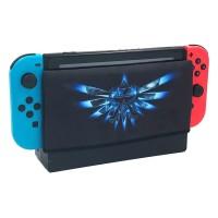 Nintendo Switch dock Case / Sarung Dock Zelda New Black