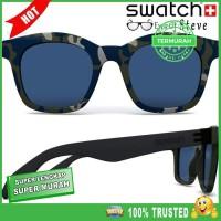 Sunglasses Swatch Original Eyes Of Steve Kacamata Pria Camo Bape