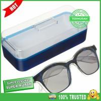 Sunglasses Swatch Original Eyes Of Ebbe Kacamata Pria Havana Blue