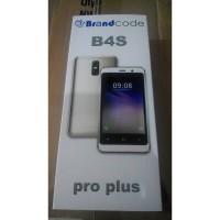Brandcode - B4S pro plus 3G, 4in, Ram 1/4GB 2kamera