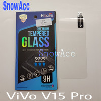 Hikaru Anti Gores Tempered Glass VIVO V15 Pro Anti Gores Kaca V 15 Pro