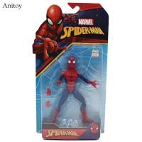 Action Figure Marvel Spiderman 16cm untuk Koleksi
