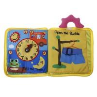 Warmhigh Kids early development cloth books learning education unfoldi