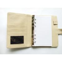 Binder Printing Custom B6 A6 6 ring Crable Stationery GRATIS kertas