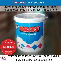 ARIES Cat Tembok Emulsion Paint 5 kg