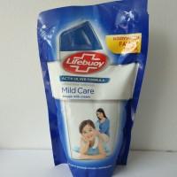 Lifebuoy mild care body wash refill 450 ml