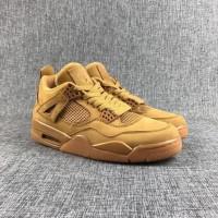Toko Riris Nike Air Jordan IV 4 Ginger Brown PK Original Perfect Kicks