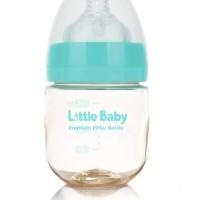 little baby btol ppsu wide neck 100ml