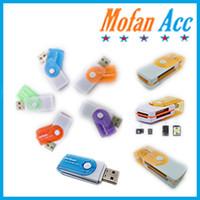 (BA017) Multi Card Reader 4in1 - Memory Converter to Flashdisk