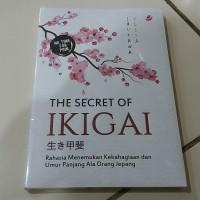 Buku The Secret of Ikigai - Irukawa Elisa