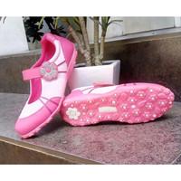 Sepatu Anak Perempuan Flat shoes KIPPER tipe Mercy pink