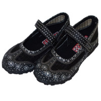 Sepatu anak Perempuan Slip On Flat Shoes KIPPER Tipe Violet