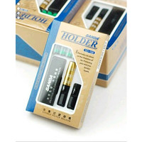Pipa Rokok Sanda SD-166 Double Filter Holder Penyaring Racun