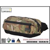 Emerson Balloon Urethane Waist Bag Multicam + Hitam