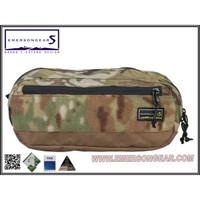 Emerson Balloon Urethane Waist Bag Multicam + Coyote Brown