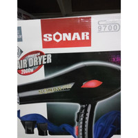 hairdryer professional sonar 9700 Pengering Rambut Hair Dryer